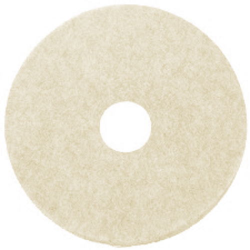 27in Beige Polythermal - Burnishing Pads