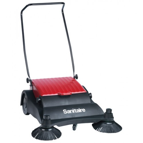 Sanitaire 32 Inch Wide Area Push  Sweeper