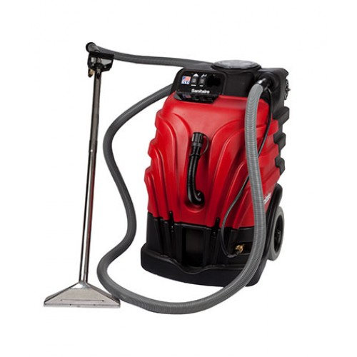 Sanitaire 10G Big Wheel Heated Extractor