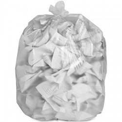 Garbage Bags Clear
